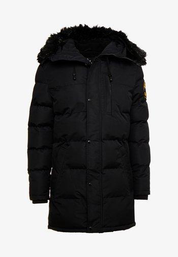 DONATO LONG - Winter coat - black