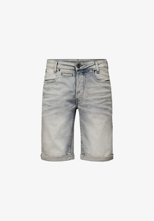 D-STAQ 3D SHORT MEDIUM AGED MEN - Denim shorts - medium aged