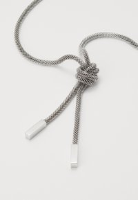 BOSS - ROSETTE - Necklace - silver-coloured - 3