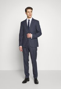 Tommy Hilfiger Tailored - BLEND  SLIM FIT SUIT - Suit - blue - 1