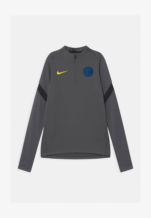 INTER MAILAND UNISEX - Club wear - dark grey/black/tour yellow