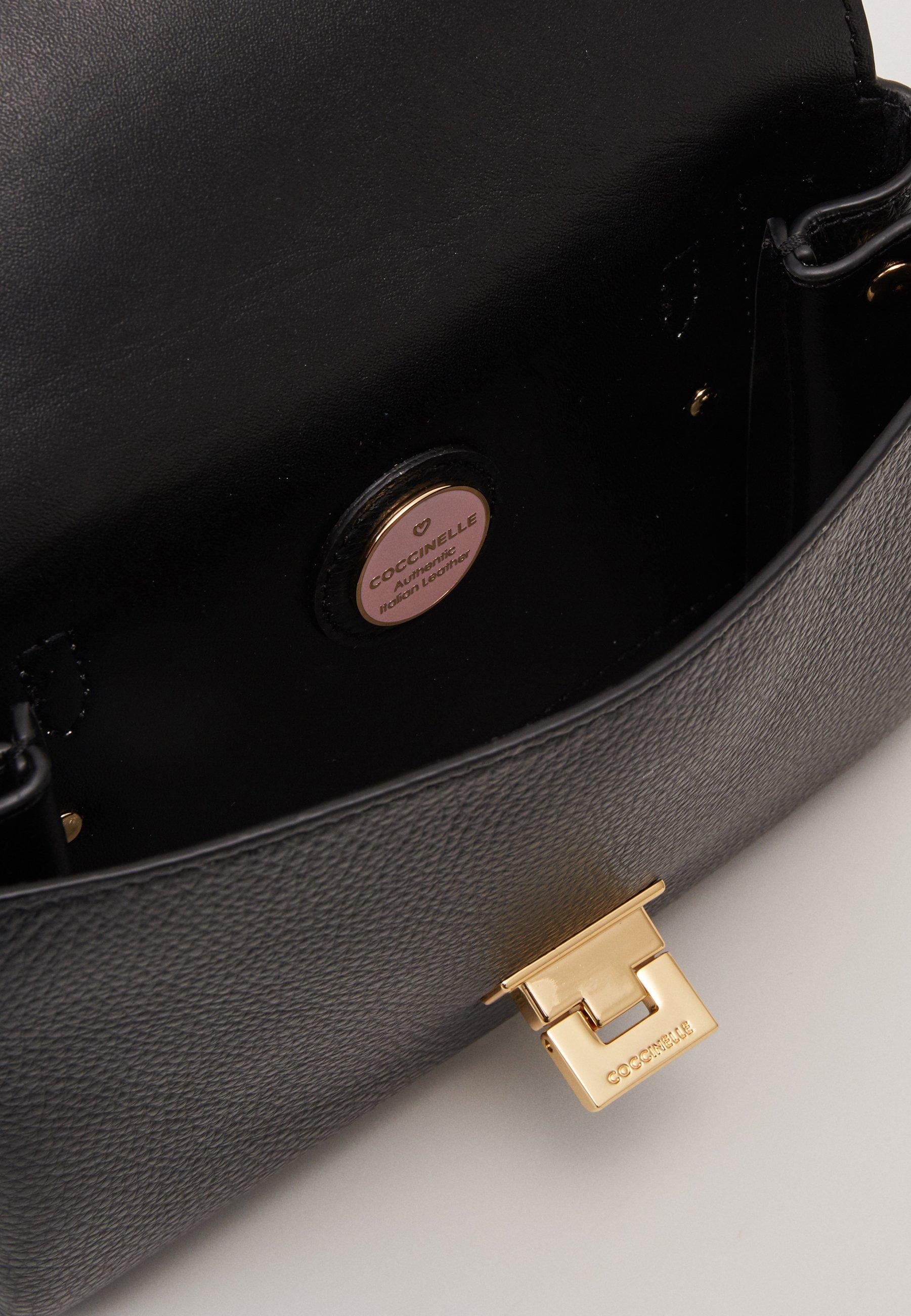 Coccinelle Arlettis Infilatura - Handtasche Noir/schwarz