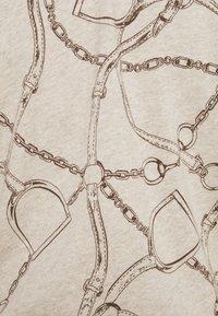 Lauren Ralph Lauren - Mikina na zip - farro heather - 5
