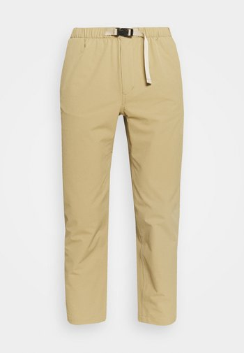 TECH EASY PANT - Outdoor trousers - kelp tan