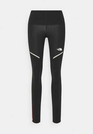 SPEEDTOUR TRAINING PANT  - Tights - black