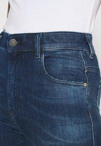 Diesel - SLANDY HIGH - Jeans Skinny Fit - indigo - 4