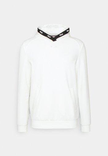 CARL - Sweatshirt - white alyssum