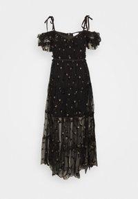 Alice McCall - MOON LOVER DRESS - Koktejlové šaty/ šaty na párty - black - 5