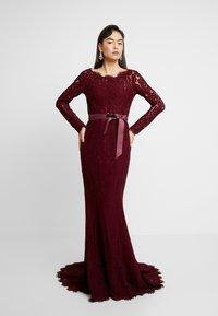 TH&TH - ALARA - Occasion wear - roseberry - 0