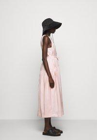 3.1 Phillip Lim - SLEEVELESS BELTED MAXI DRESS - Robe d'été - light blush - 3