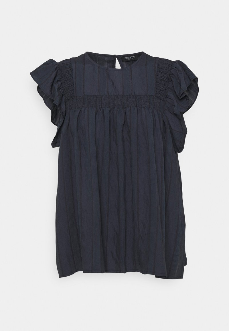 Soaked in Luxury - AMOLI TOP - Blouse - india ink