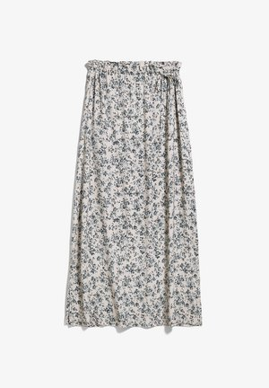 A-line skirt - oat