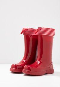 IGOR - PIPO NAUTICO UNISEX - Botas de agua - rojo/red - 3