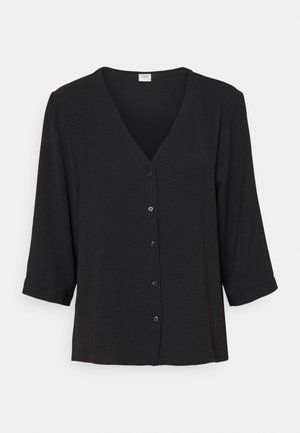 JDYCAPOTE SHIRT - Blouse - black