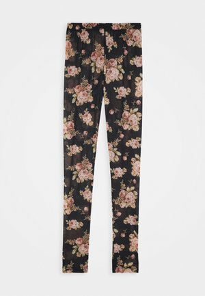 ONLCINDY - Leggings - Trousers - black