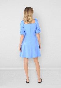 Ro&Zo - Day dress - light blue - 1