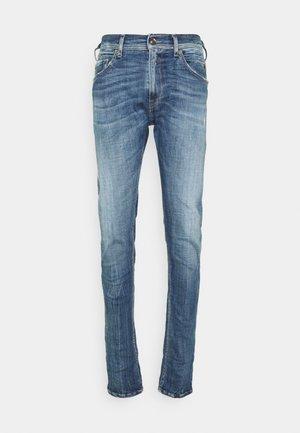 JONDRILL AGED - Jeans slim fit - blue denim