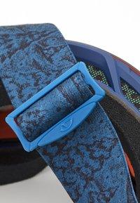 Giro - CONTACT PROTECT OUR WINTER - Lyžařské brýle - black/blue - 6