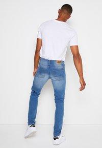 Denim Project - TOM - Slim fit jeans - medium blue denim - 2