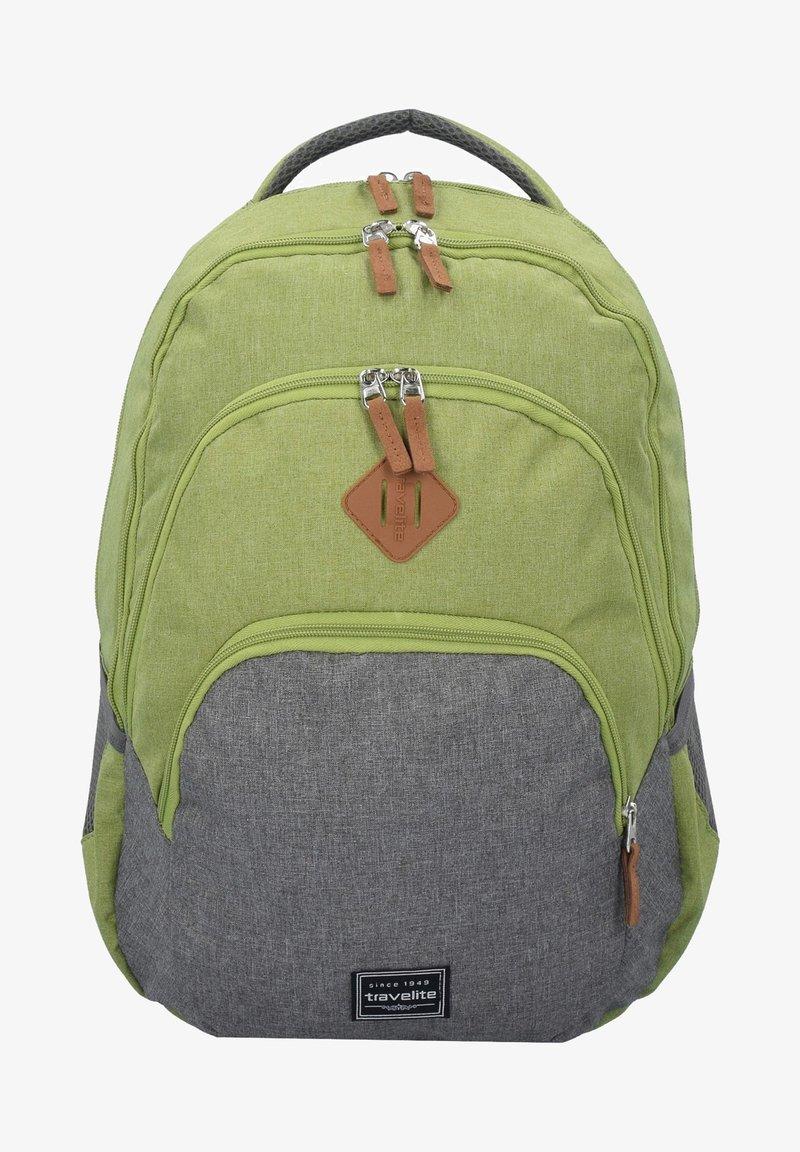 Travelite - School bag - green