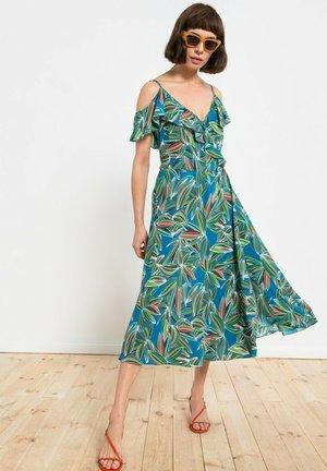 Sukienka letnia - multikolor