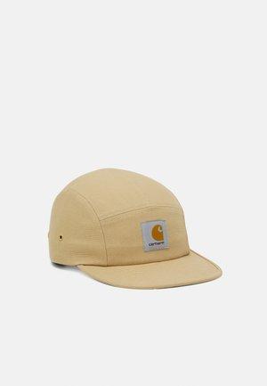 BACKLEY UNSEX - Lippalakki - dusty brown