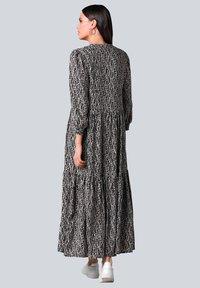 Alba Moda - Maxi dress - schwarz off white beige - 2