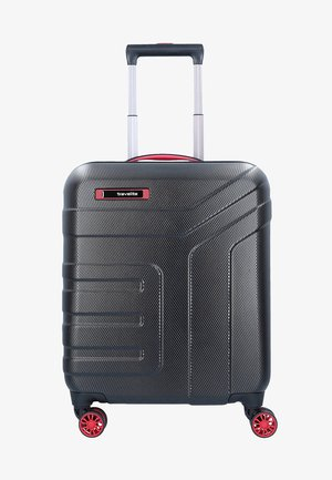 VECTOR  - Wheeled suitcase - black