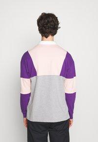 YOURTURN - UNISEX - Polo shirt - mottled grey - 2