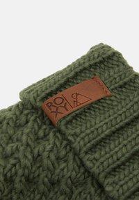 Roxy - BLIZZARD BEANIE - Beanie - bronze green - 3