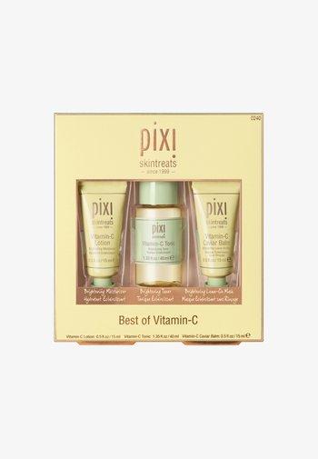 BEST OF VITAMIN C 15MLX40MLX15ML - Skincare set - -