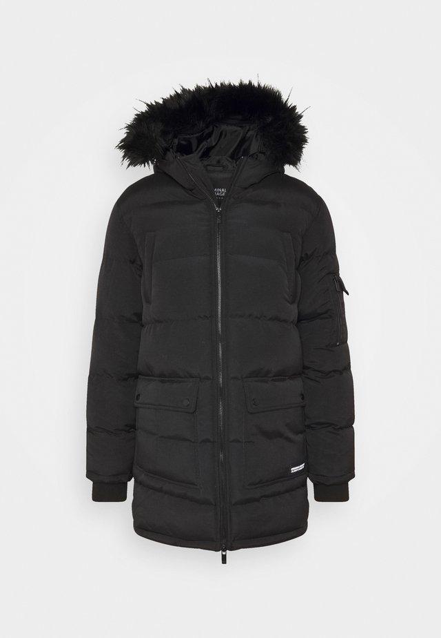 ARTIC  - Winter coat - black