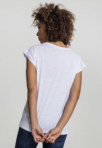 Merchcode - TOM & JERRY  - Print T-shirt - white - 1