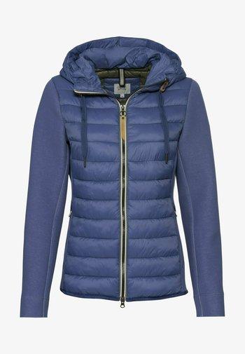Winter jacket - kobalt
