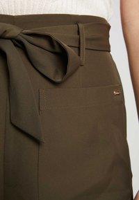 Morgan - Shorts - olive - 3