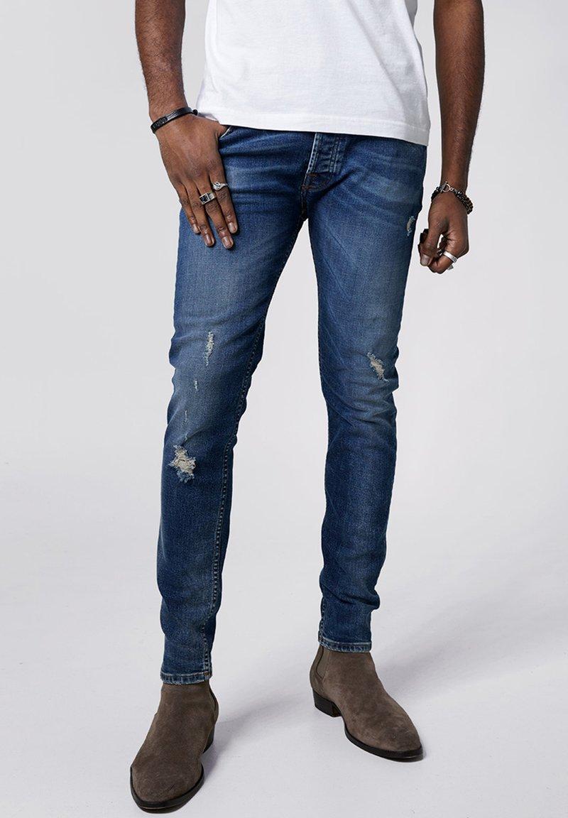Tigha - Slim fit jeans - mid blue