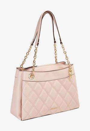 Handbag - pale rose