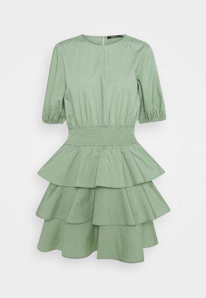 EXCLUSIVE ANITHA DRESS - Day dress - green bay