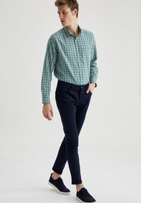 DeFacto - Slim fit jeans - navy - 1