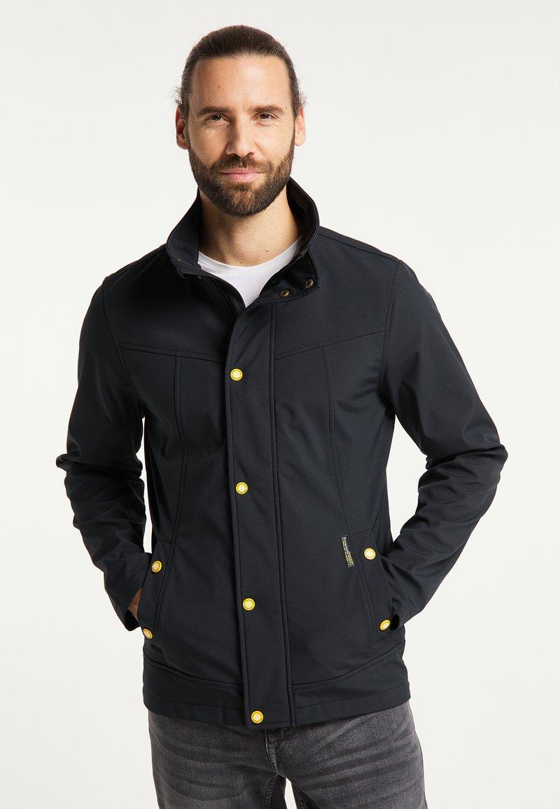 Schmuddelwedda - Outdoor jacket - schwarz