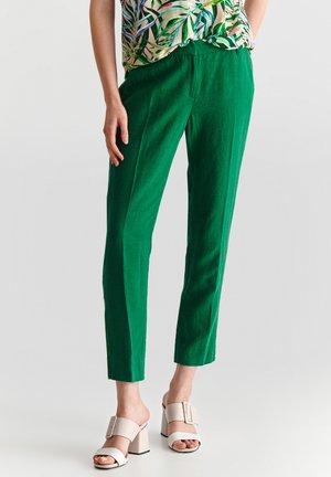 JUKI - Trousers - green