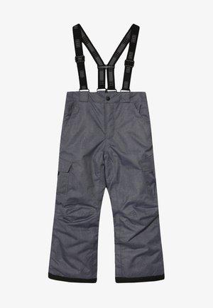 LWPOWAI 703 - Spodnie narciarskie - grey