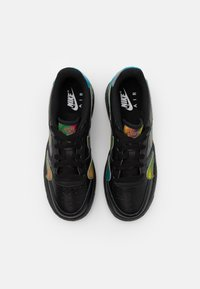 Nike Sportswear - AIR FORCE 1 LV8 UNISEX - Trainers - black/multicolor - 3