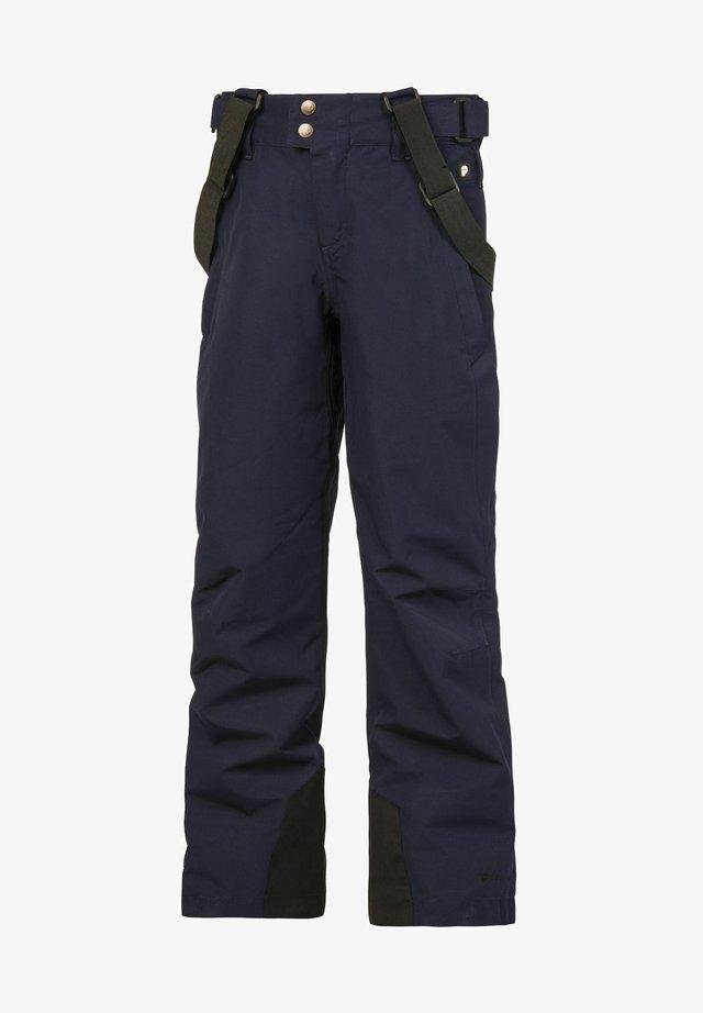 BORK - Pantaloni da neve - ground blue