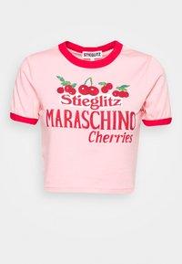 Stieglitz - MARASCHINO - Camiseta estampada - rosa - 4