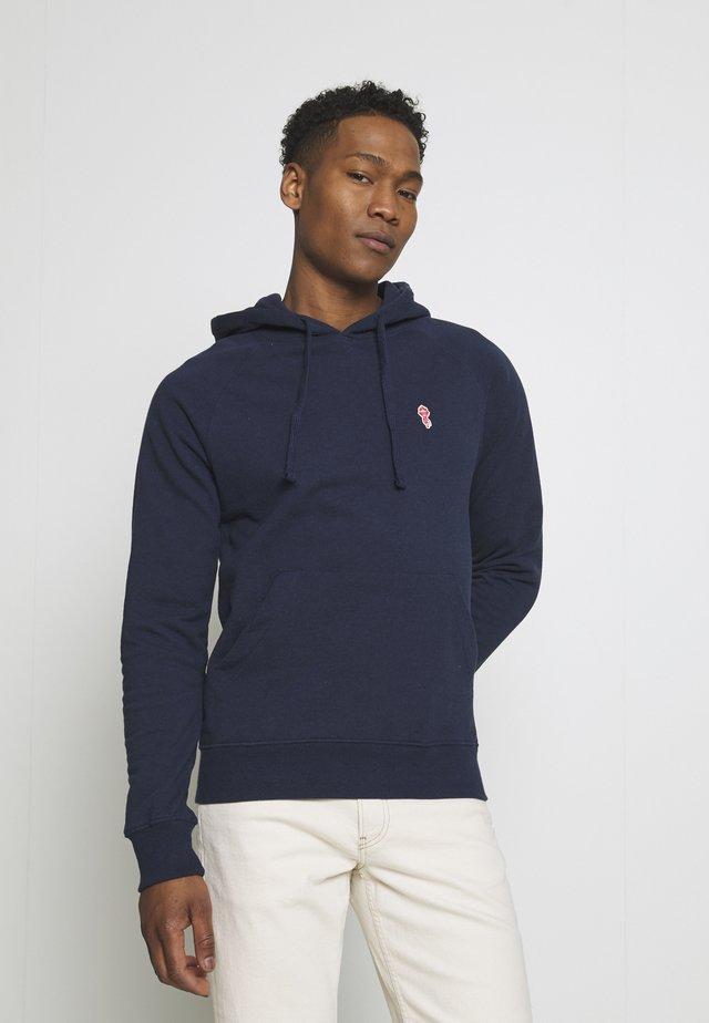 HOODIE - Sweatshirt - navy mel