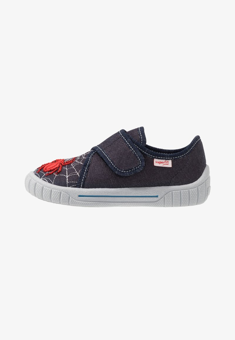 Superfit - BILL - Slippers - blau