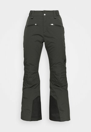 SCOOT PANTS - Snow pants - coniferous green