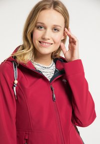Schmuddelwedda - Outdoor jacket - rot - 3