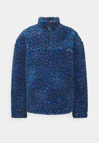 IVAN PILE HALFZIP UNISEX - Zimní bunda - bright blue
